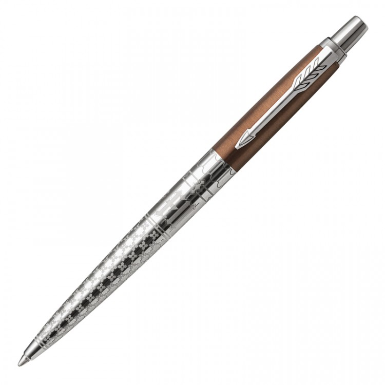 Ручка шариковая Parker Jotter Special Edition Bronze Gothic CT