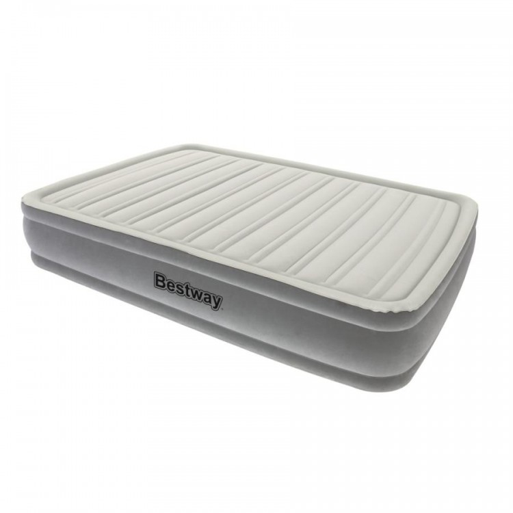 Надувная кровать Bestway 67530 Comfort Cell TechTM SleepZone Premium Airbed (Double) 191х137х36 см со вст. нас