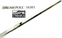 Удилище Caiman Dream Pole IM6 без колец 6,0м. вес 355гр. - 10-30g,