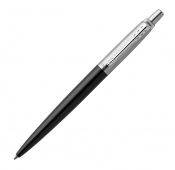 Ручка гелевая Parker Jotter Bond Street Black CT