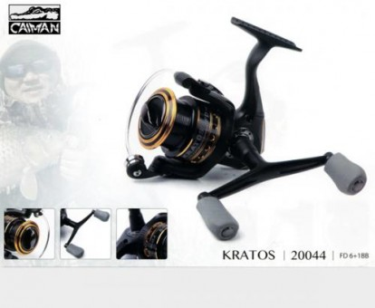 Катушка Caiman Kratos FD740 - 6+1BB подшипник