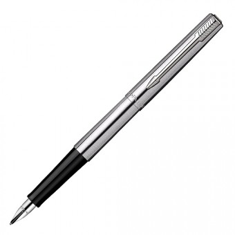 Ручка перьевая Parker Jotter Stainless Steel CT