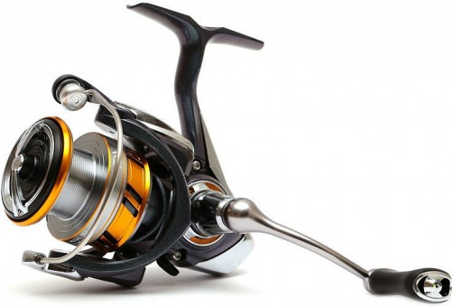 Катушка Daiwa Regal LT2500D - 5 -3:1 - 9+1 подш. - вес 210г