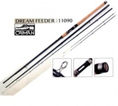 Удилище фидер Caiman Dream Feeder IM6 SIC 3.90м вес 360гр.