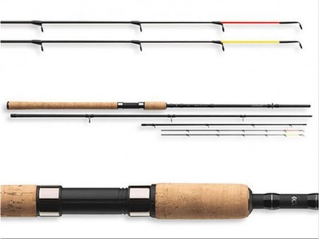 Удилище Daiwa Black Widow Feeder BWF11MHQ - 330 см., 100 грамм