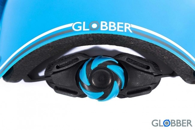 500-101 Шлем Globber Junior Sky Blue XS-S 51-54 см
