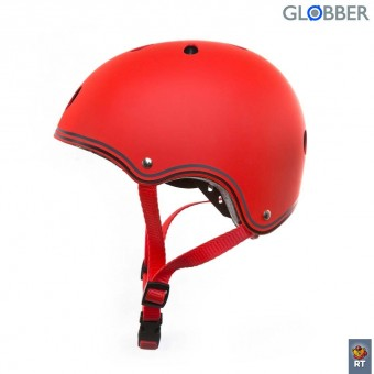 500-102 Шлем Globber Junior Red XS-S 51-54 см