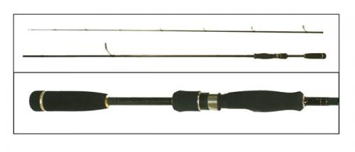 Спиннинг Bass Hunter 702 MF - , MXF IM8 6-12LB, 6-15, 2,14 м. (4-21 г) вес 125 г