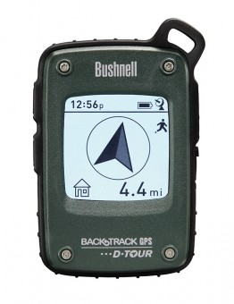 GPS-навигатор Bushnell BackTrack D-Tour Green