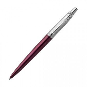 Ручка шариковая Parker Jotter Portobello Purple CT