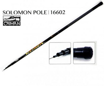 Удилище Caiman Solomon Pole Fiber glass, 6.00м, б/к 16602